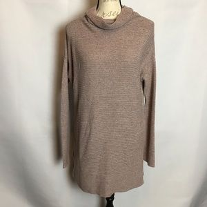 Cowl Neck Sweater/ Sweater Dress